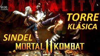 SINDEL: TORRE KLÁSICA SIN CENSURA / LATINO / Mortal Kombat 11 / Muy Difícil