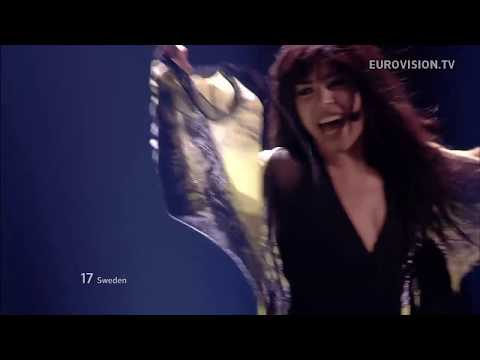 Loreen  Euphoria    Grand Final  2012 Eurovision Song Contest