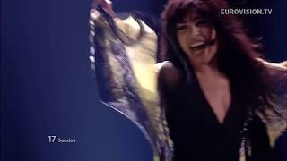 Loreen - Euphoria - Live - Grand Final - 2012 Eurovision Song Contest(Powered by http://www.eurovision.tv/ Sweden: Loreen - Euphoria live at the Grand Final of the 2012 Eurovision Song Contest., 2012-05-26T21:37:52.000Z)