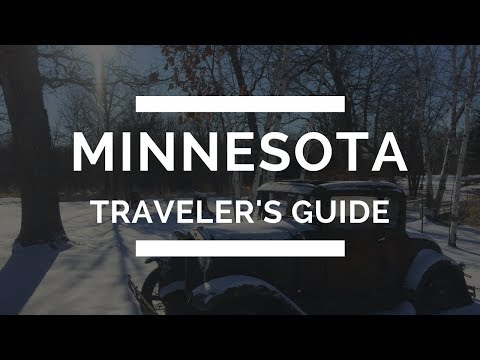 Traveler's Guide to Enjoying Minnesota in 2018 (ADVICE YOU MUST KNOW)