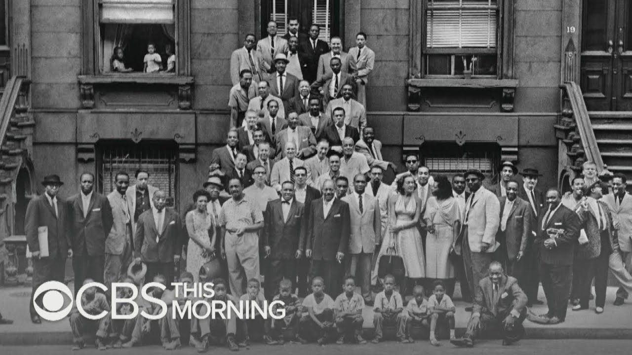 "A look back at the iconic 1958 photo ""A Great Day in Harlem"""