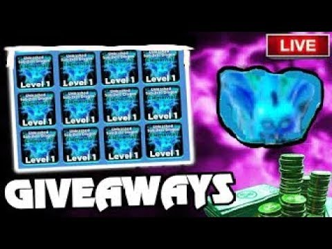 Free Robux Giveaways