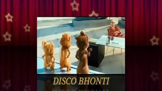 DISCO BHONTI | CHIPMUNKS ASSAMESE VERSION | KUSSUM KOILASH | ASSAMESE SONG 2016