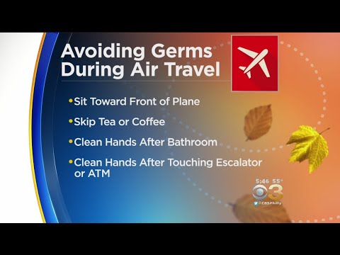 How To Avoid Getting Sick During Air Travel