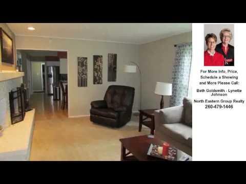 9923 Saratoga Court, Fort Wayne, IN REAL ESTATE VIDEO