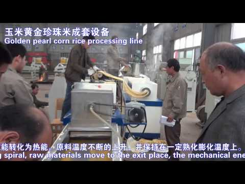 A new health food processing machinery