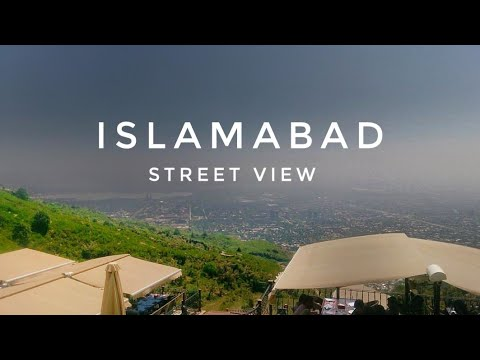 ISLAMABAD City Street Tour - Expedition Pakistan