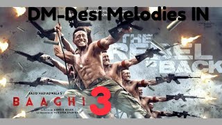 BAAGHI 3 Official trailer-Tiger Shroff 2018