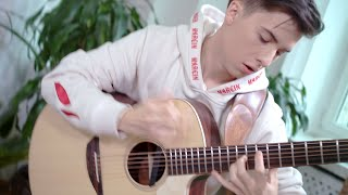 Marcin - Innuendo by Queen & Asturias on One Guitar (Live Session)
