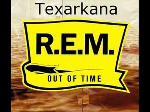R.E.M /Texarkana