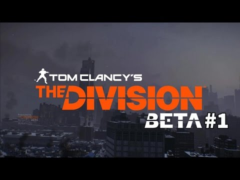 The Division Beta #1 Unlock Base of Operations