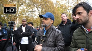 P1 Jesus or Church Hashim vs Christian Speakers Corner Hyde Park