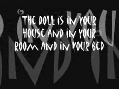 Jonathan Coulton - Creepy Doll with lyrics