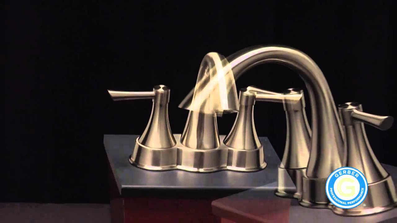 Gerber\'s Faucet Collections - YouTube