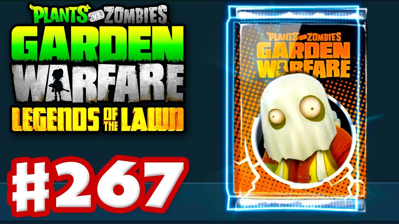 Zombies: Garden Warfare - Gameplay Walkthrough Part 267 - Happy Halloween  Packs! (PC)