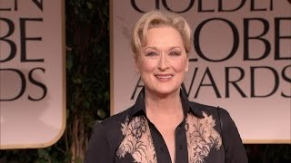 Here's Why Meryl Streep Is Queen Of The Golden Globes