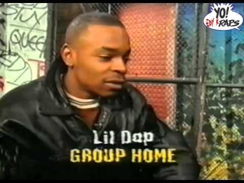 Group Home - Interview @ Yo MTV Raps 1995