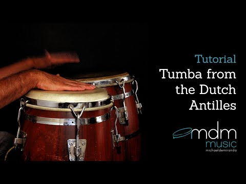 Tumba from the Dutch Antilles