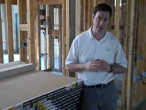 Sheetrock Drywall