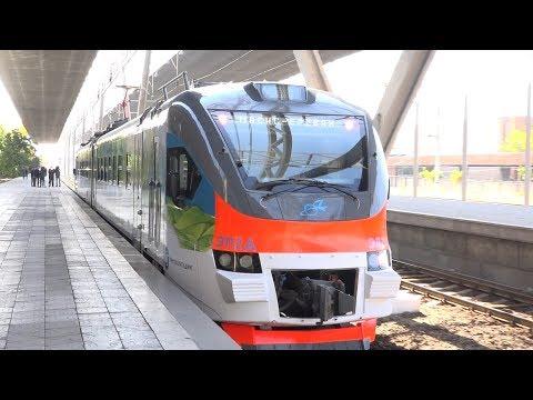 Երևան-Գյումրի-Երևան ավելի արագ և հարմարավետ․ էլեկտրագնացքը՝ հյուսիսից: