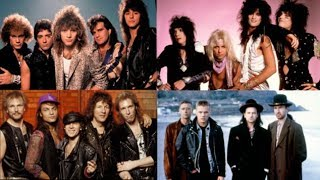 Top 80s songs