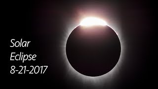 2017 Total Solar Eclipse | Images and Video Through a Telescope