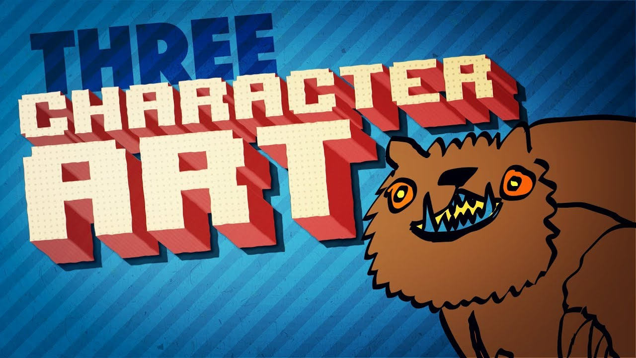 So You Wanna Make Games?? | Episode 3: Character Art