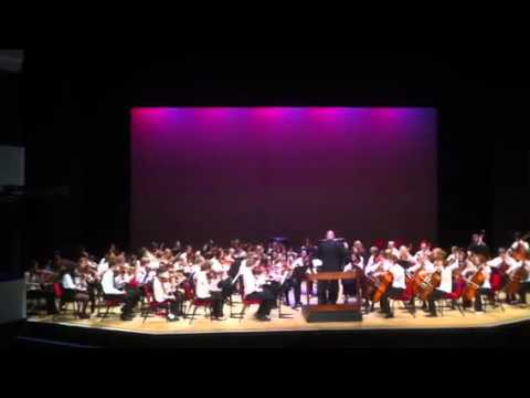 Highland Youth String Orchestra - A-roving