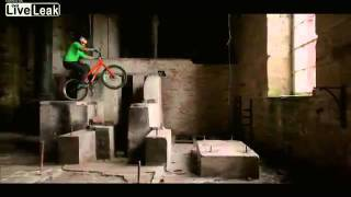 Bike skills by Danny Macaskill
