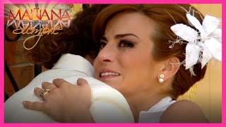 Mañana es para siempre: Fernanda recibe una nota sobre la muerte de su nana Soledad | Escena - C 18