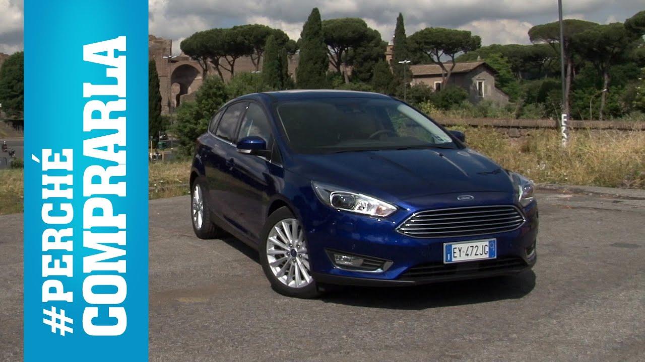 Download Ford Focus (2015)   Perchè comprarla... e perchè no