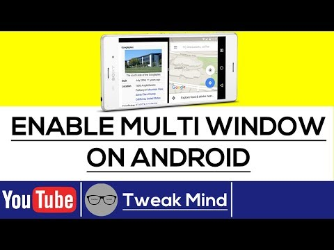 How To Enable Multi Windows On Any Android Phone (No Root)