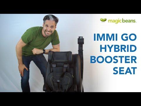 IMMI Go Hybrid Uber Car Seat Booster