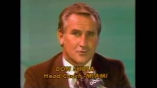 Nov 20, 1978-Week 12-MNF-Oilers vs. Dolphins-(First Half)