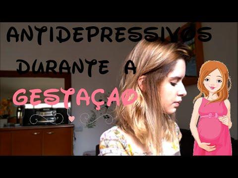 Antidepressivo na gravidez, pode ou não? - GA19