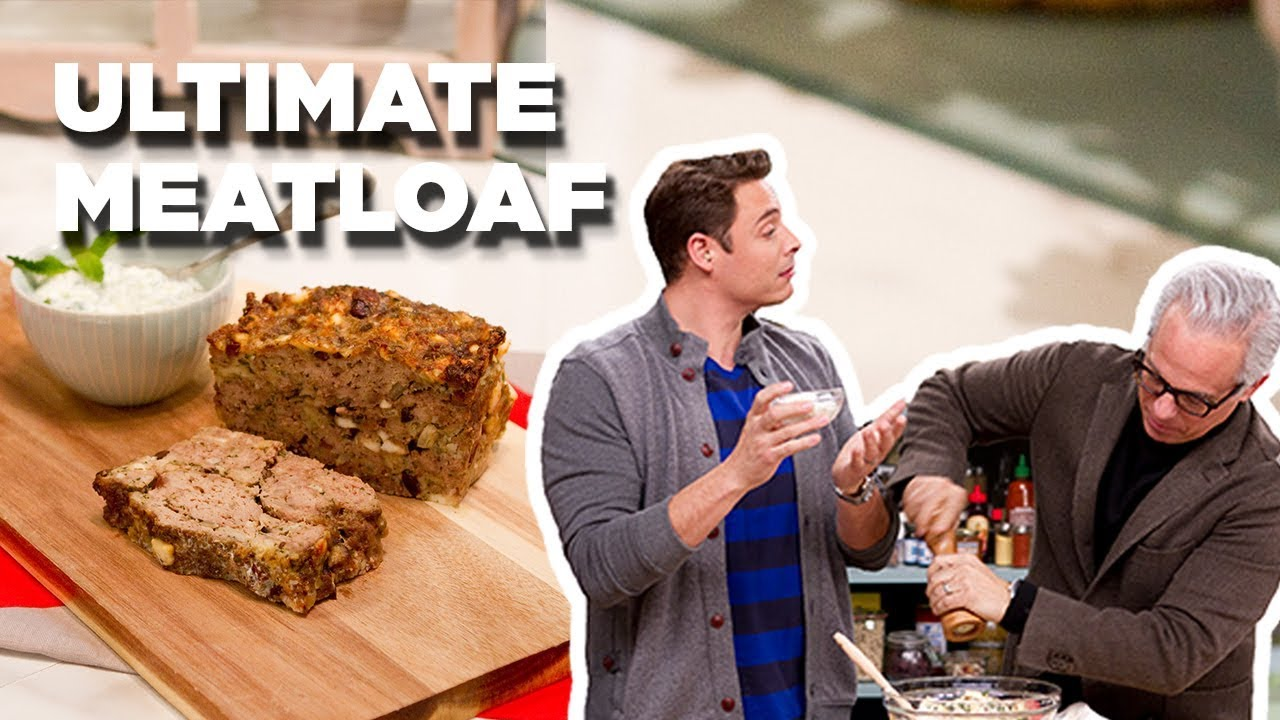 Download Jeff and Geoffrey Team Up to Make the ULTIMATE Meatloaf | The Kitchen | Food Network