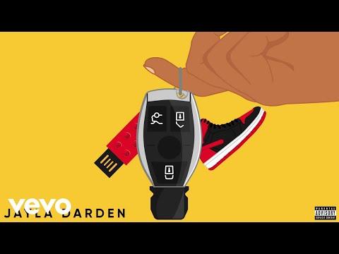 Jayla Darden - Mercedes Key (Official Audio)