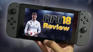 FIFA 18 REVIEW | Nintendo Switch (Video Game Video Review)