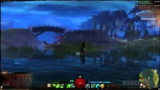 Guild Wars 2 Developer Demo - GameSpot - Underwater Combat