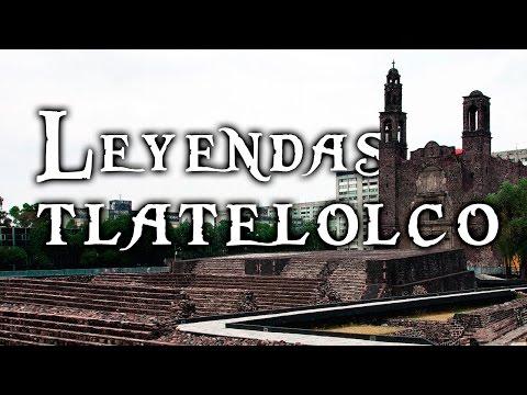 Los tasmas de Tlatelolco