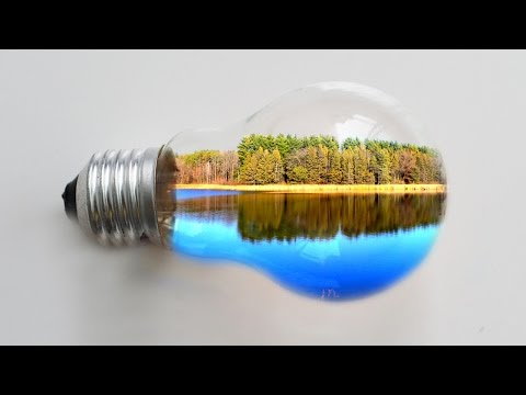 Put a Lake in a Light Bulb  Affinity Photo Tutorial