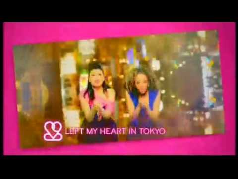 Mini Viva - Left My Heart in Tokyo TV advert