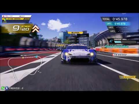 【SWDC】GTHMによるSEGA World Drivers Championship ROUND.18