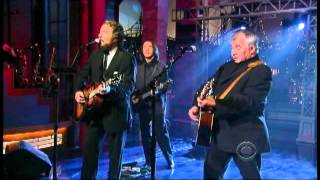 "John Prine & Jim James ""All The Best"" - Live From David Letterman"