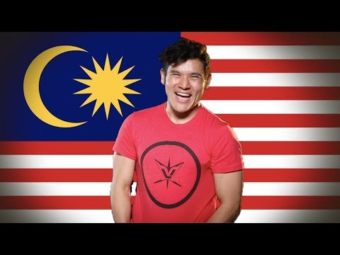 Flag/ Fan Friday MALAYSIA! (Geography Now!)