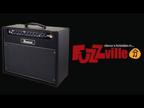Ibanez Iron Label IL15 - Tube Guitar Amplifier