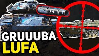 GRUUUUBA LUFA - World of Tanks