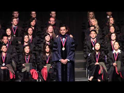 College of Pharmacy Commencement - Class of 2014