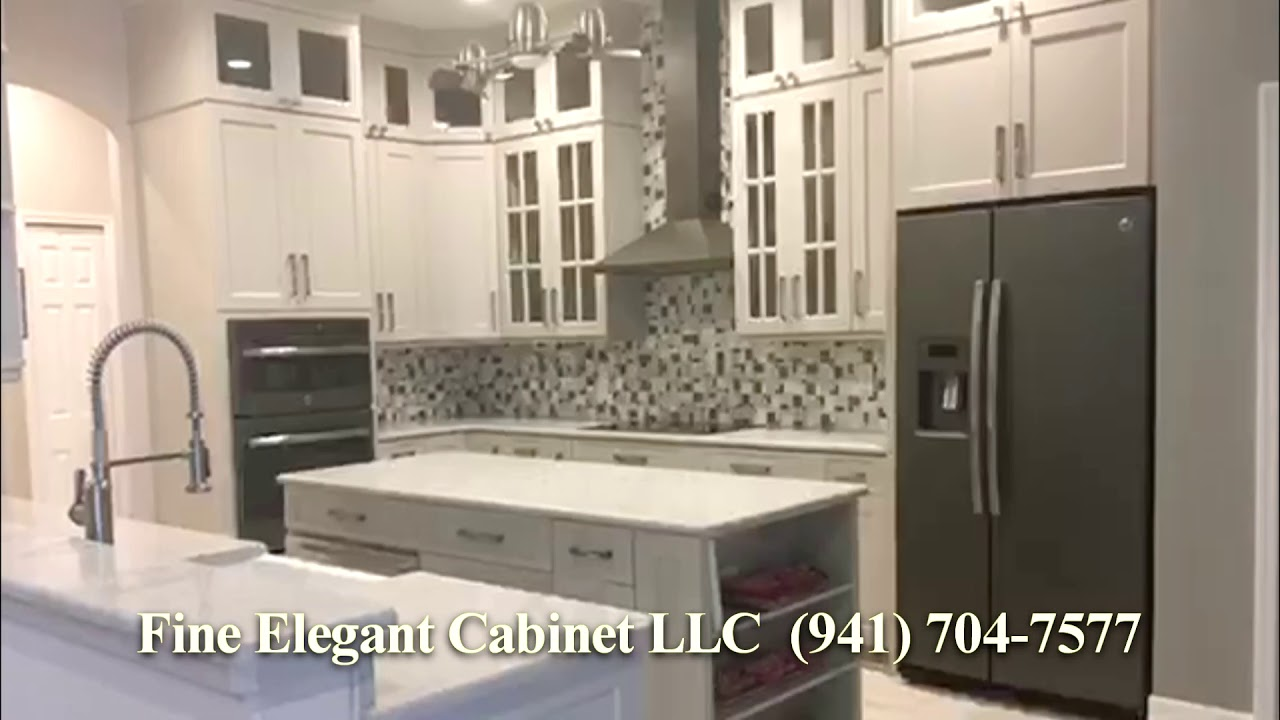 Kitchen Cabinet Refacing Sarasota Bradenton
