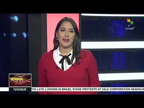 FtS: VZLA: Thousands Marched to Defend State-Owned Oil Company PDVSA